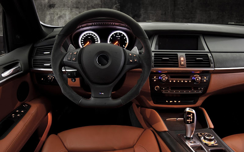 2010 BMW X5 Tuned By Mansory Interior