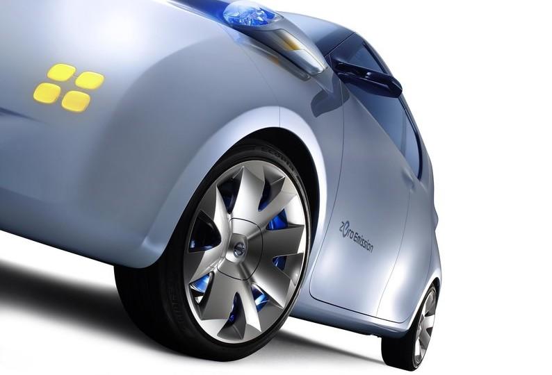 2010 Nissan Townpod EV Concept