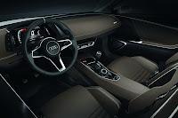 2010 Audi quattro Concept Interior