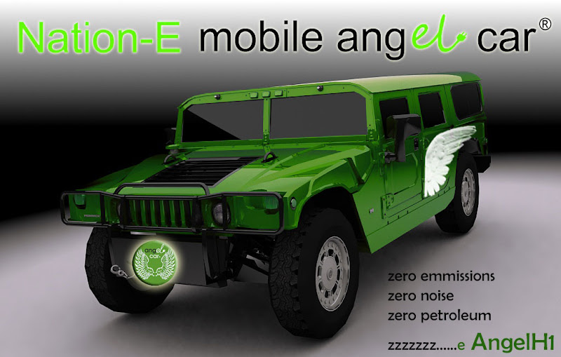 2010 Electric Hummer H1 by Nation-E Concept