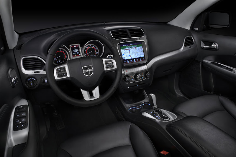 2011 Dodge Journey Official Review