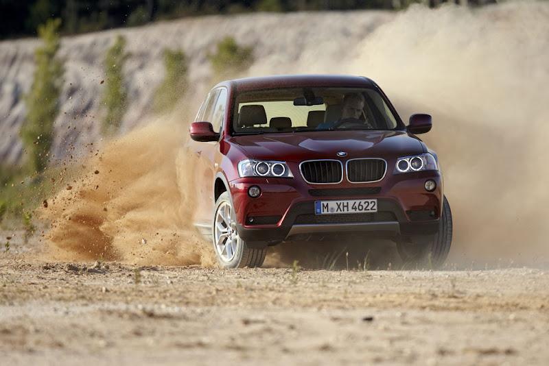 2011 New BMW X3
