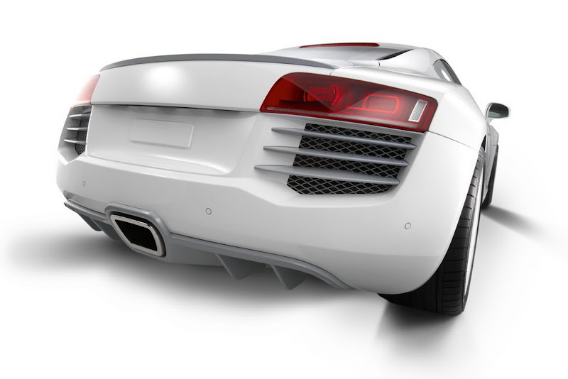 Audi R8 Spark Eight by Eisenmann