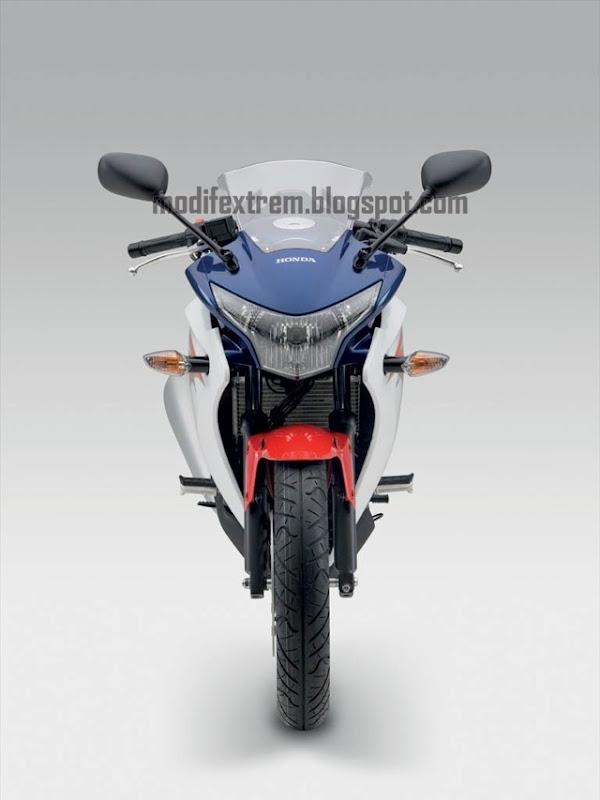 2011 New Honda CBR250R