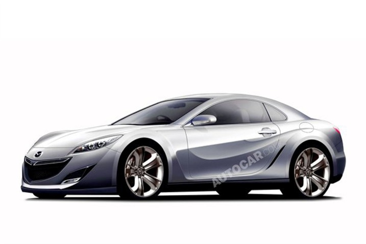Mazda New RX-9 Sports Car