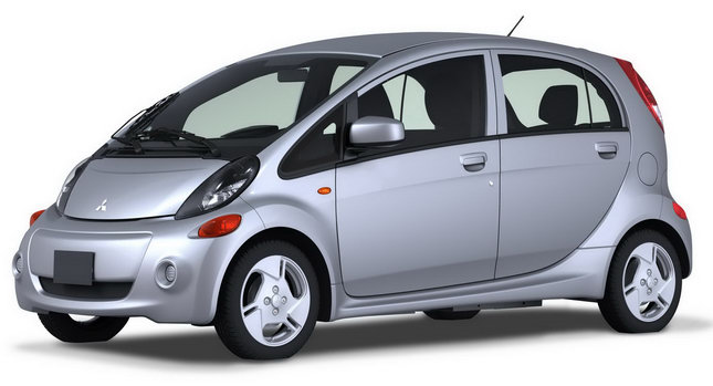 Mitsubishi i-MiEV U.S Electric Version