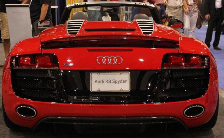 Audi R8 V10 Spyder by STaSIS