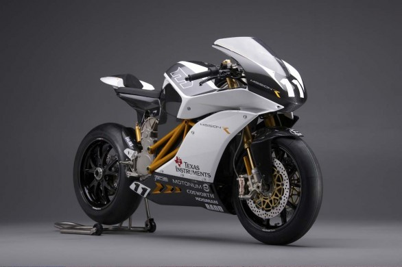 Mission R Electric Superbike