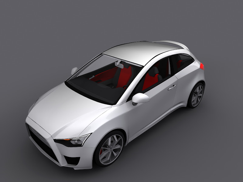 Mitsubishi CS Concept