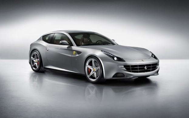 2012 Ferrari FF Official Photos
