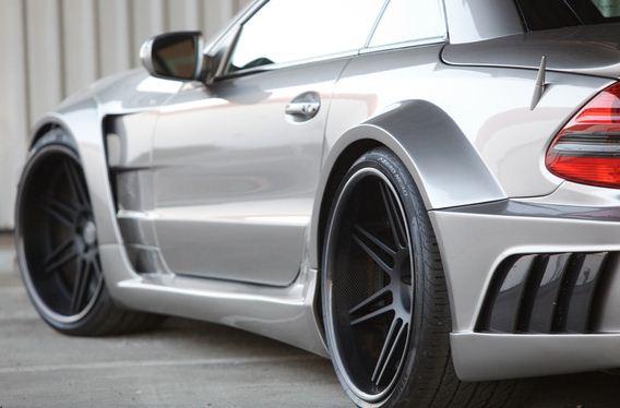 Mercedes SL 65 AMG by Misha Design
