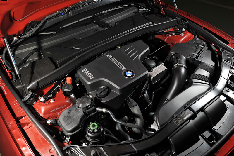 BMW TwinPower Turbo 4-cylinder Engine