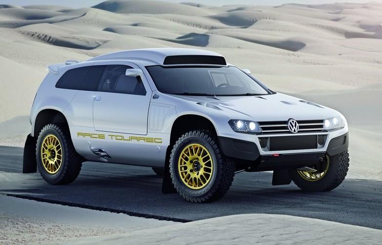 Volkswagen Race Touareg Qatar 3