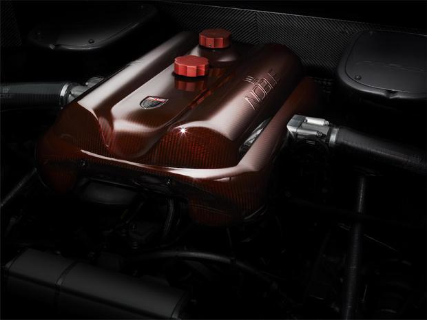 Noble M600 Supercar engine