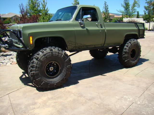 Mud Bogging Mud Trucks