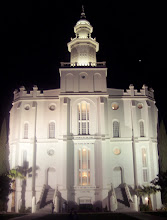 Blessed because of the Temple