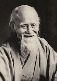 O sensei, Morihei  Ueshiba