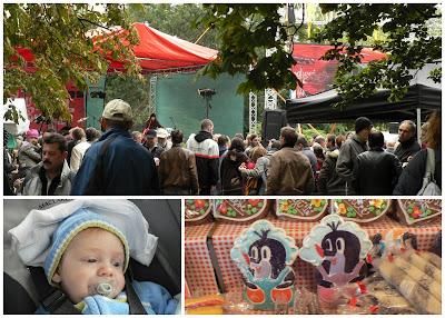 vinobrani festival in Grebovka