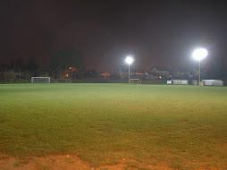 Igralište NK Bestovje noću