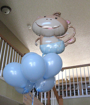 Lookie what i can do october 2010 - Monkey balloons for baby shower ...
