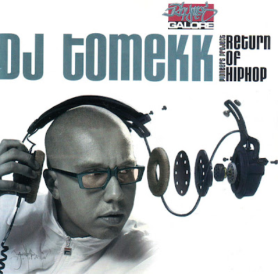 DJ Tomekk - Return of HipHop - 2001 - German Rap - Rapidshare