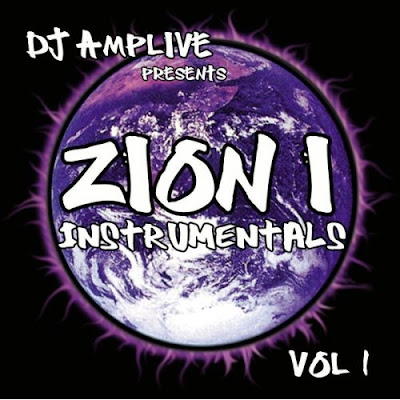 You could download DJ Amplive presents: Zion I Instrumentals Vol. 1 via Rapidshare