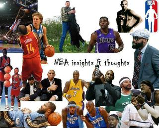 NBA Insights & Thoughts