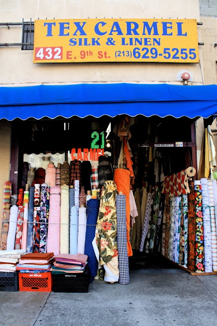 Faqs fabric shopping made everyday for Wholesale jewelry los angeles fashion district