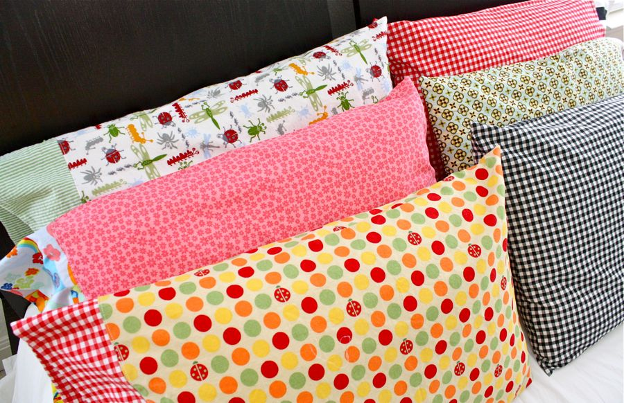 Things Kids Can Make From Pillow Cases