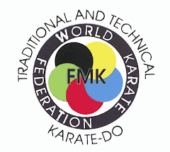 UTILIZAMOS EL REGLAMENTO DE  WORLD KARATE FEDERATION