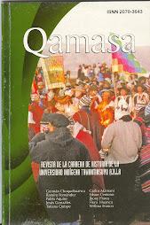 QAMASA (CORAJE, FUERZA, ENERGIA DE UN PUEBLO)
