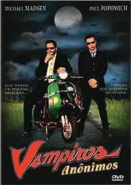Filme Poster Vampiros Anônimos DVDRip XviD & RMVB Dublado