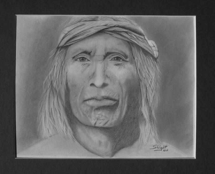 Zuni Warrior