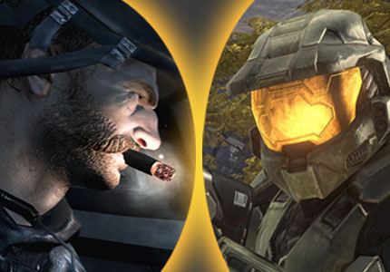 Call of duty vs halo