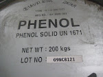 PHENOL SOLID ( UN 1671 )