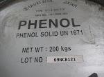 PHENOL SOLID ( UN 1671 )