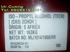 ISO-PROPYL ALCOHOL (TECH)