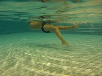 apprendre à nager Battement de jambes