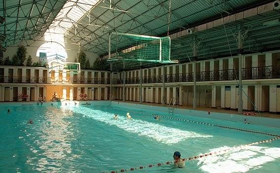 Les piscines de bruxelles for Piscine ixelles