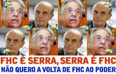 Vinculação ao governo FHC prejudica candidatura de Serra, avalia pesquisa CNT-Sensus