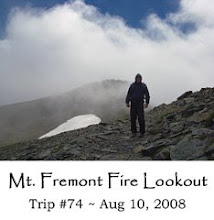 Dayhike to Fremont Fire Lookout