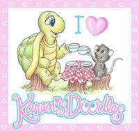 I Love Karen's Doodles