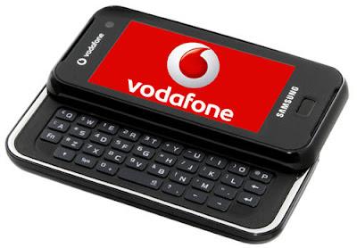 Free Vodafone GPRS Settings