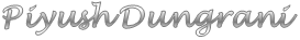 Signature in Blogger