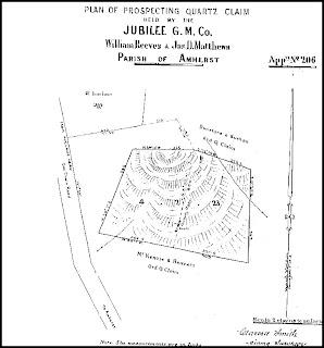 Map of Jubilee Reef