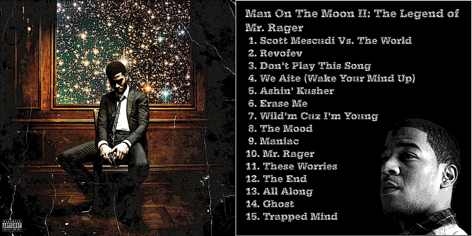 Kid Cudi Man On The Moon 2 Deluxe Edition Zip