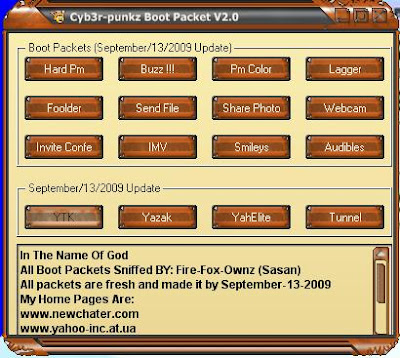 Cyb3r-punkz Boot Packet V2.0
