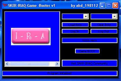 SKER-IRAQ-Game -Booter V1