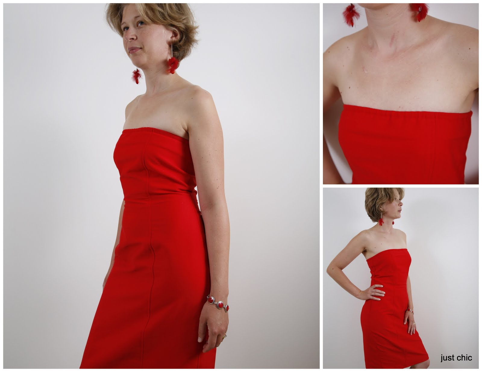 how to sew a strapless dress - Dress Yp