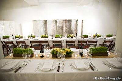 ikebana wedding